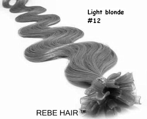 Yaki U Tip Hair Extensions 121