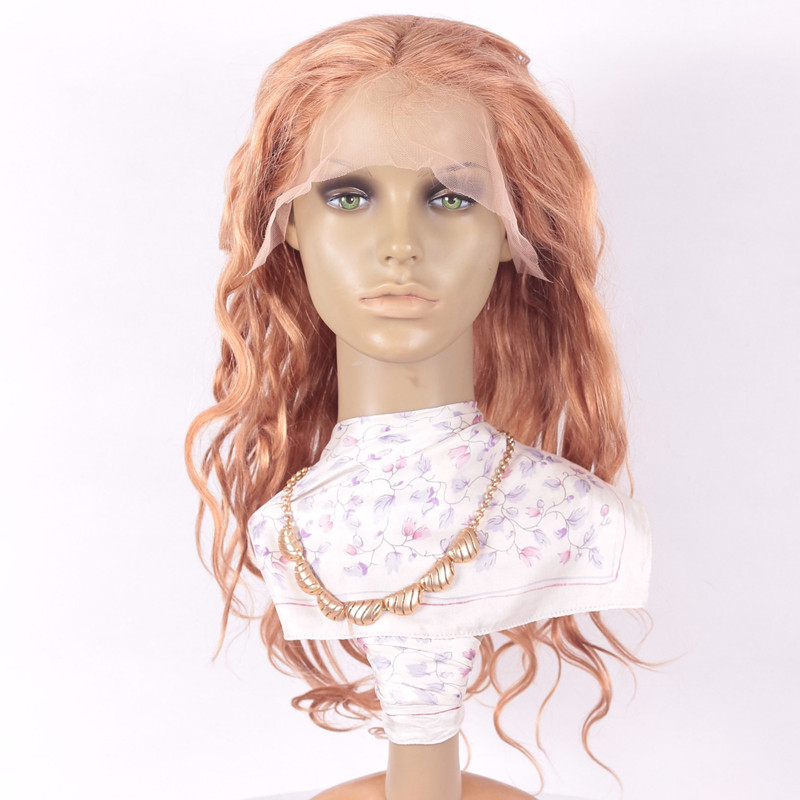 body wave 20inch color 27 30 lace front wig-1