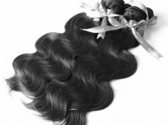 6A Grade Unprocessed Brazilian Body Wave Virgin Hair Weave Fast Shipping