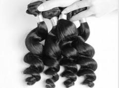 Wholesale Brazilian Hair Loose Wave Unprocessed Hair Bundle