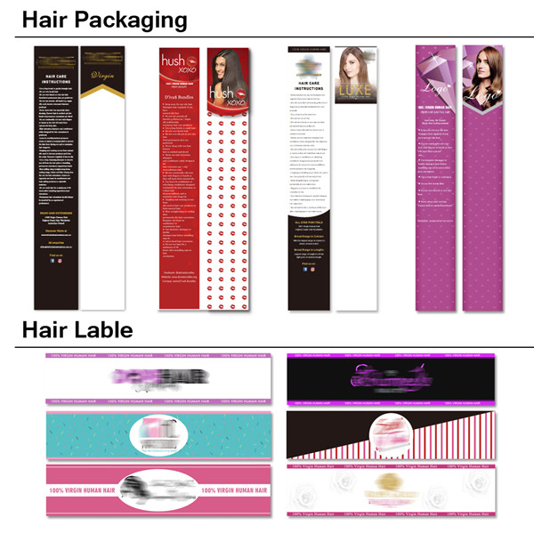 Design Hair Packaging For Free
