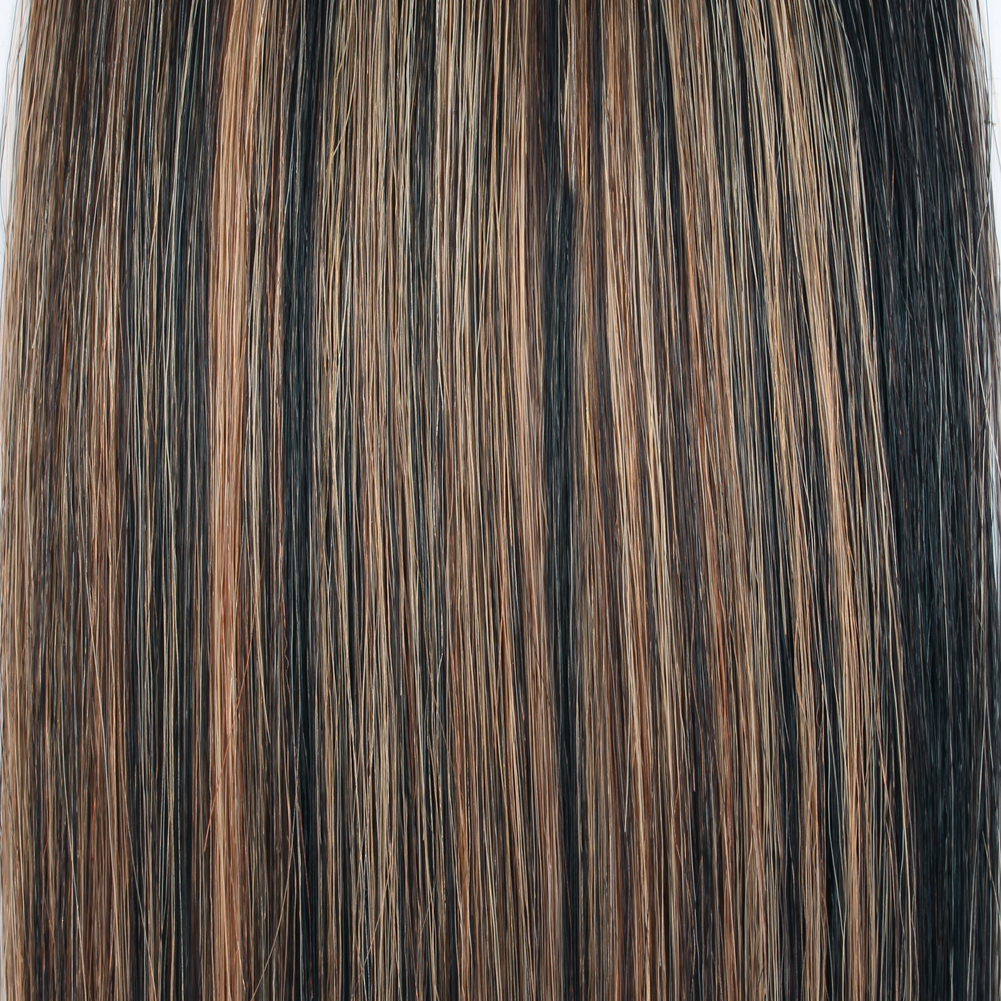 Tape In Hair Extensions Highlight 1b 30