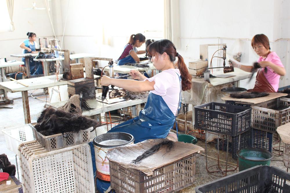 Rebe Hair Factory Workshop 2