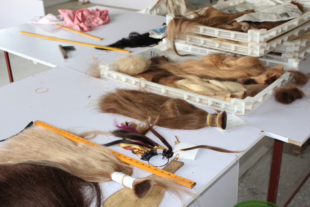 Rebe Hair Factory Workshop 3